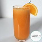 Wortelsapje met sinaasappels